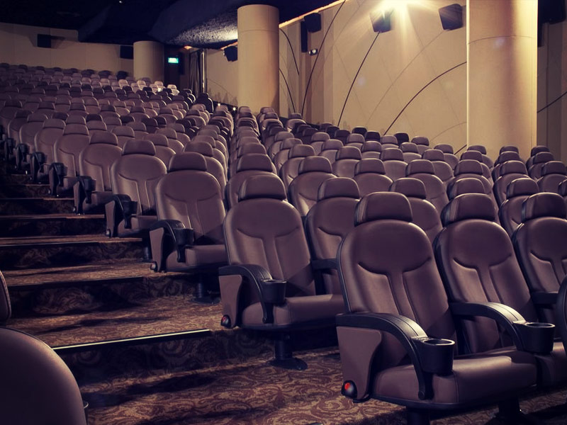 Shaw Theatres Lido - First Stop Singapore