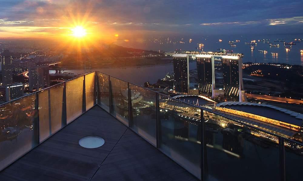 Bester Ort, der singapore