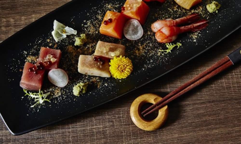 En Japanese Kitchen Sake Bar