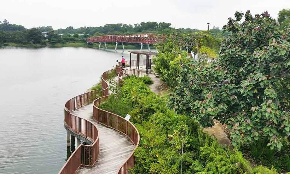 Punggol Waterway Park - First Stop Singapore