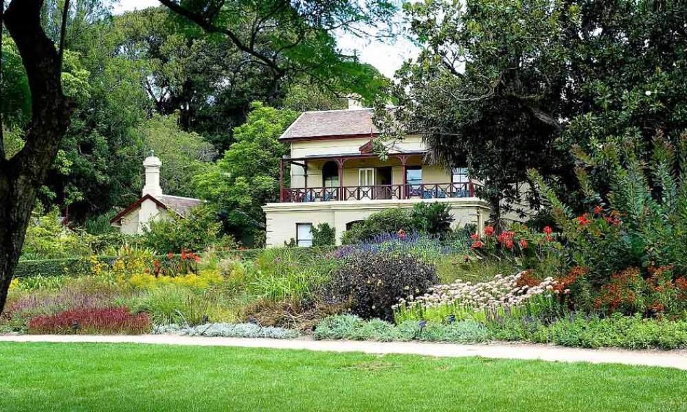 Royal Botanical Gardens - First Stop Singapore