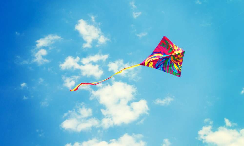 kite flying at marina barrage first stop singapore